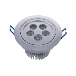 foco-empotrable-basculante-led-techo-interior-5w-400lm-220v